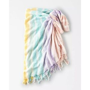 American Eagle Outfitters Striped Sarong  NWT